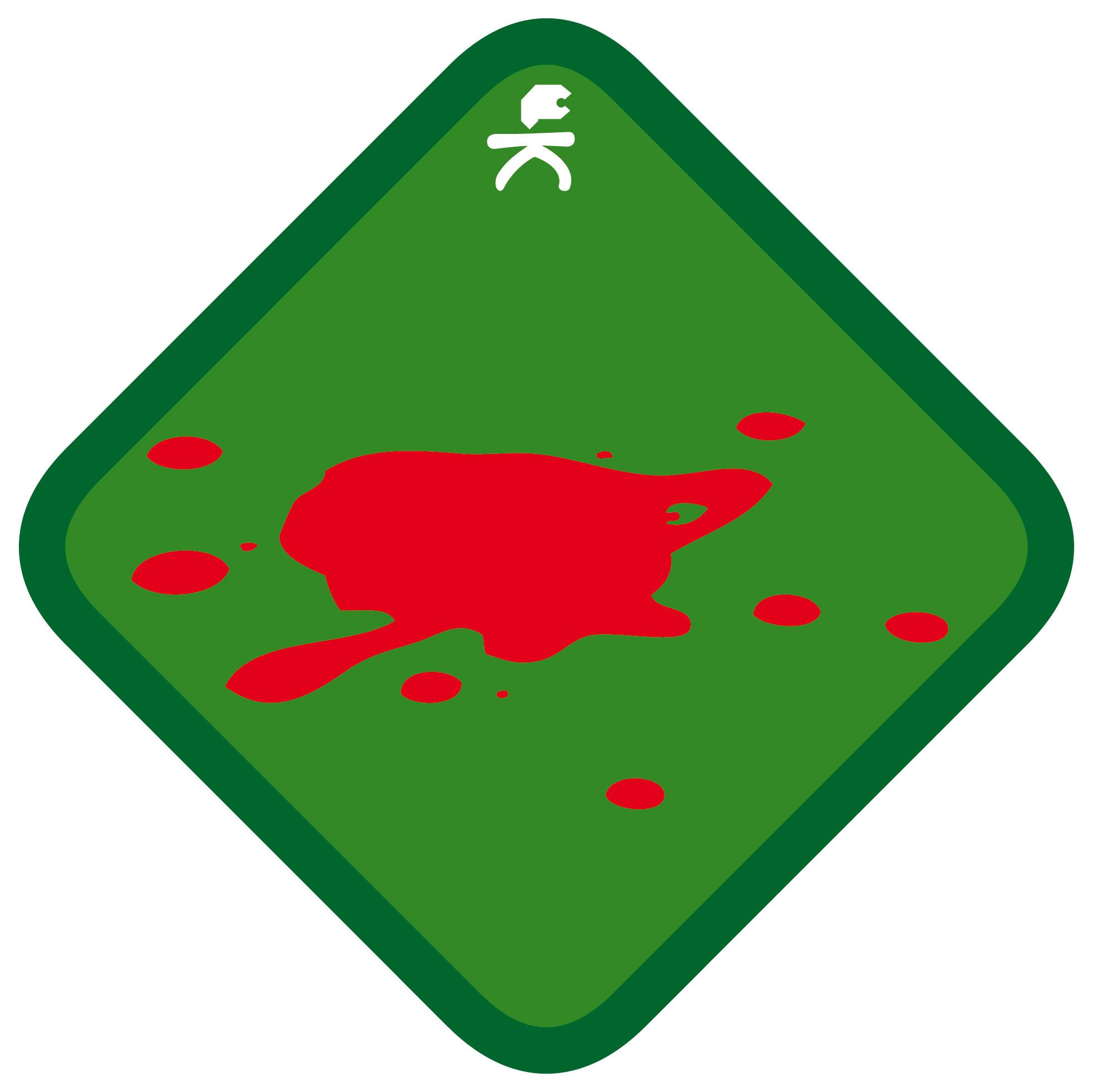 Blood Badge
