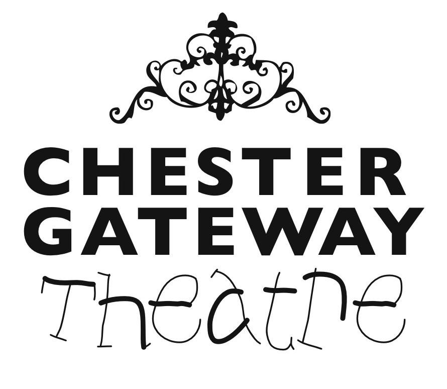 Chester Gateway Logo Black on White