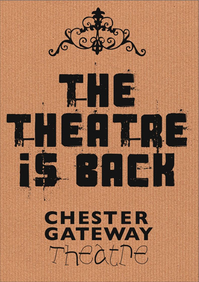 Chester Gateway Theatre Poster