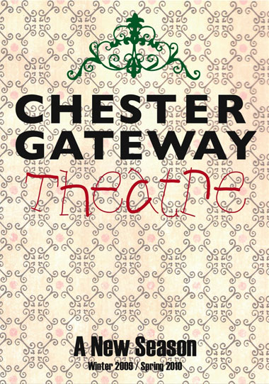 Chester Gateway Theatre Programme Cover