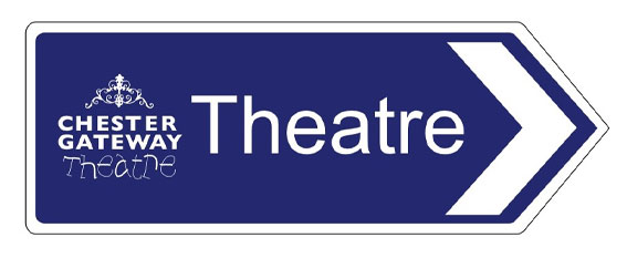Chester Gateway Theatre Street Sign