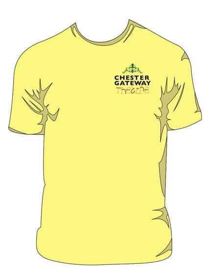 Chester Gateway Theatre T-shirt